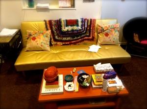 Sally Bernette's Workspace