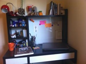 Zan's Desk