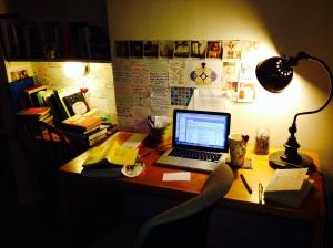Alaina Symanovich's Workspace